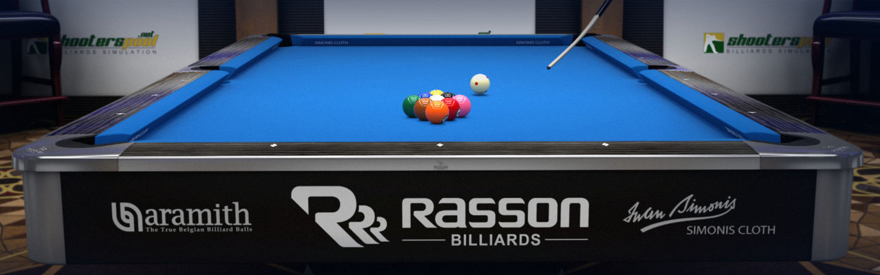 Rasson Victory II 9 Ball Break