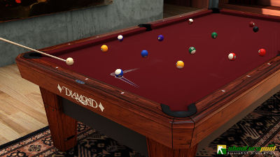 Diamond Pro Am 9ft Rosewood