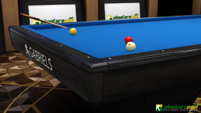 ShootersPool 3 Cushion Billiards