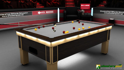 Guru51 Billiards Balcakball Table