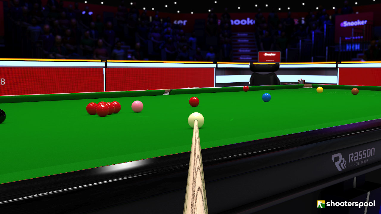 ShootersPool Snooker Player View
