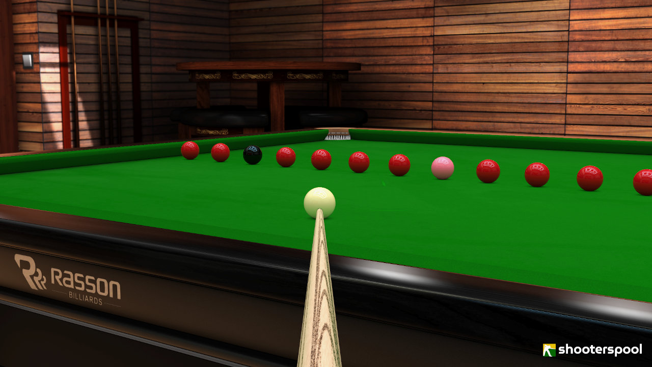 ShootersPool Snooker Drill Routine